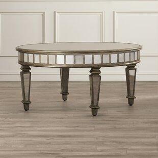 Gestel Mirrored Coffee Table Mercer41