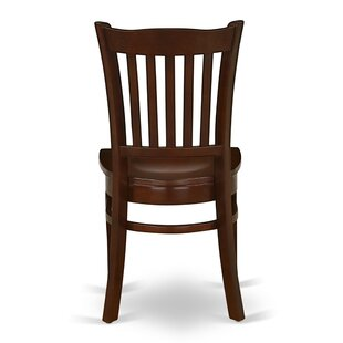 Mike Solid Wood Dining Chair (Set of 2)