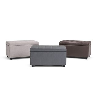 Amador Storage Ottoman by Alcott Hill
