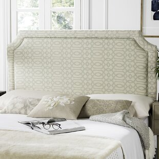 Great choice Wellsboro Queen Upholstered Panel Headboard by Darby Home Co