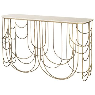 Palomino Console Table by Brayden Studio