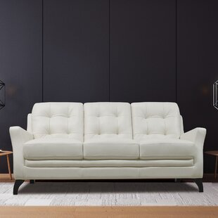 Roisin Leather Sofa