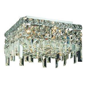 Bratton 5-Light Semi Flush Mount