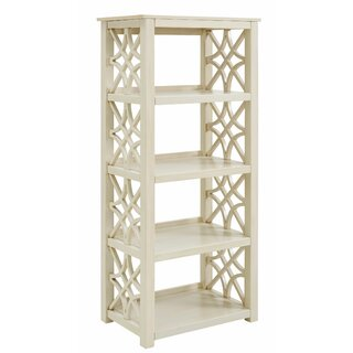 Albro 4 Shelf Wooden Standard Bookcase by Ophelia & Co. SKU:ED576546 Details
