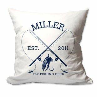 Fly Fishing Pillows Wayfair