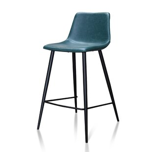 Abe Counter 26 Bar Stool (Set of 2) Brayden Studio