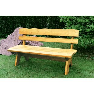 Primula Wooden Bench By Sol 72 Outdoor