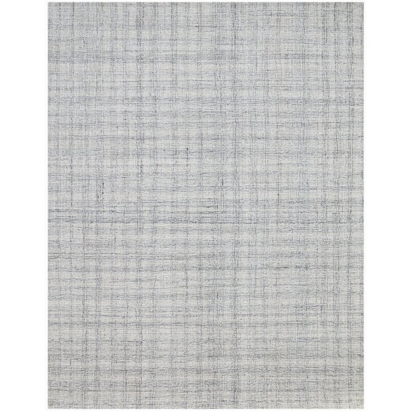 Amer Rugs Laurel Plaid Handmade Wool