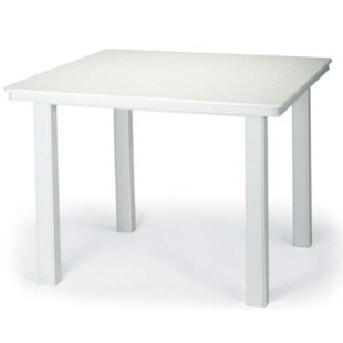 Shopping for Marine Grade Polymer 42 inch  Square Dining Table Online