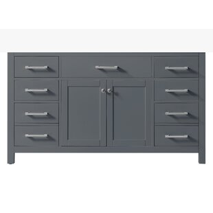 Palacios 59 Double Bathroom Vanity Base Only By Alcott Hill