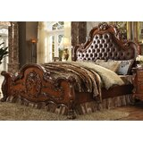 Dileo Upholstered Standard Bed by Astoria Grand