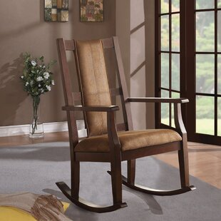 Rolloff Rocking Chair By Red Barrel Studio