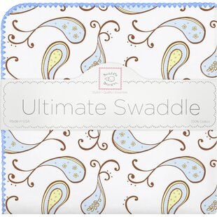 Price comparison Paisley Swaddle Blanket BySwaddle Designs