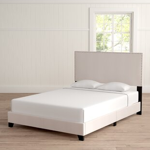 Amesbury Upholstered Panel Bed by Zipcode Design