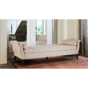 Robinson Tufted Bench by Jennifer Taylor