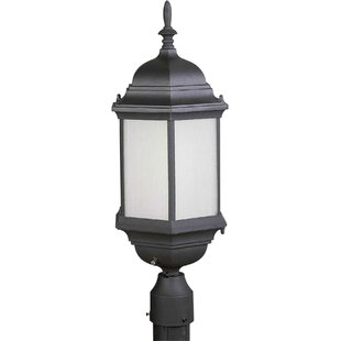 Affordable Rockmill 1-Light Lantern Head By Three Posts