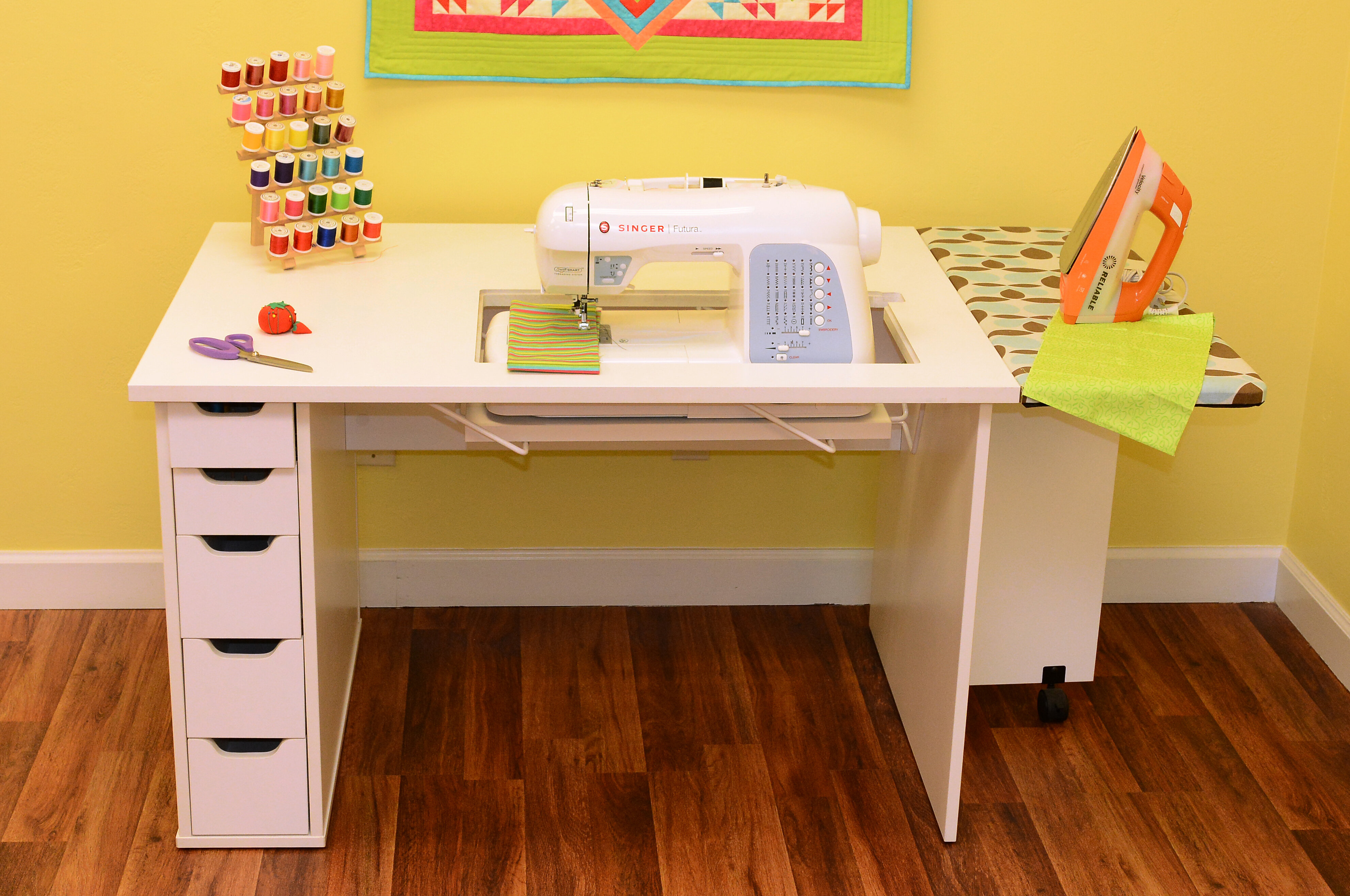 Sewing Table Desk School Student Desk