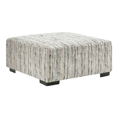 Gracie Oaks Woodberry Tufted Cocktail Ottoman