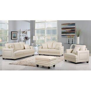 Willa Arlo Interiors Dia Configurable Living Room Set