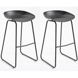Alabama 70cm Bar Stool (Set Of 2) By Corrigan Studio