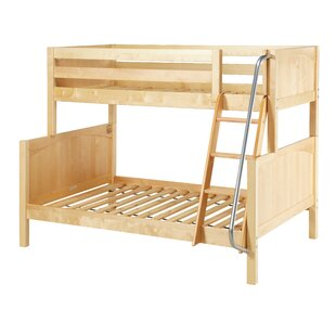 Affordable Slope Twin over Full Bunk Bed by Maxtrix Kids Reviews (2019) & Buyer's Guide