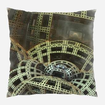 Rug Tycoon Sphere Throw Pillow Wayfair
