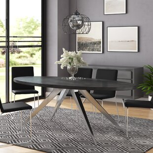 Macaulay Dining Table by Ivy Bronx New