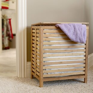 Lindsell Cabinet Laundry Hamper by Birch Lane?