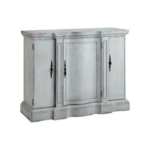 Polonskaya 3 Door Accent Cabinet by One Allium Way