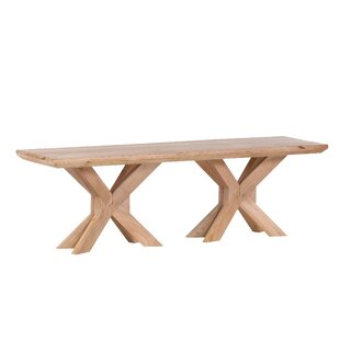 Kanye Wood Bench By Union Rustic