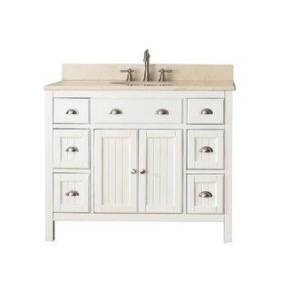 Adella 42 Single Bathroom Vanity Set by Birch Lane™ Heritage