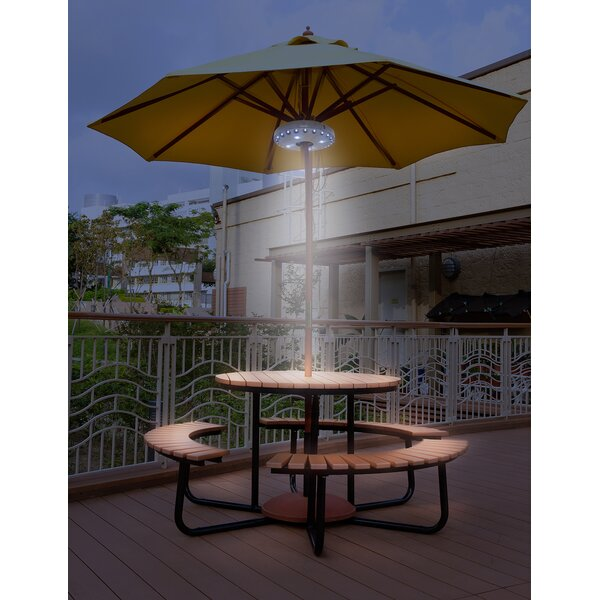 Sorbus Patio Umbrella Light U0026 Reviews | Wayfair