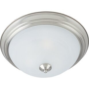 Alcott Hill Sprague 1-Light Flush Mount