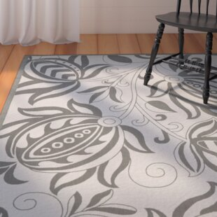 Laurel Light Grey/Anthracite Indoor/Outdoor Area Rug