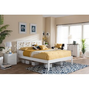 Buy clear Offerman Platform Bed by Ivy Bronx Reviews (2019) & Buyer's Guide