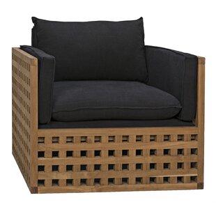Noir Quinnton Armchair