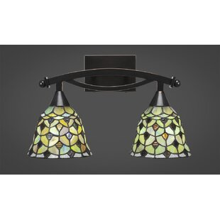 Astoria Grand Austinburg 2-Light Vanity L..