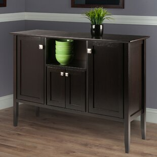 Burrill Buffet Table Canora Grey