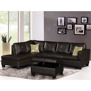 PDAE Inc. Olivia Sectional