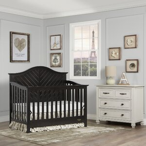 Ella 5-in-1 Convertible Crib