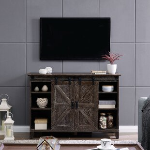 Price comparison Talamantez TV Stand for TVs up to 50 by Gracie Oaks Reviews (2019) & Buyer's Guide