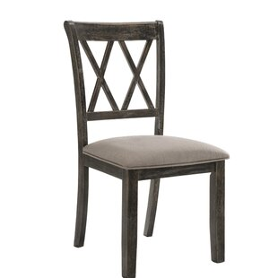 Damron Dining Chair (Set of 2) Gracie Oaks