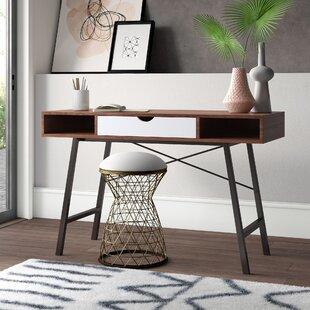 Kubiak 1 Drawer Writing Desk by Mercury Row
