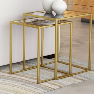 Rael 2 Piece Nesting Tables By Mercer41