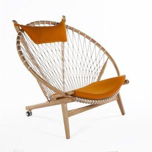 The Hoop Papasan Chair by Stilnovo