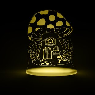 Total Dreamz Toadstool LED Night Light