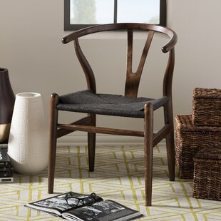 Kasha Studio Solid Wood Dining Chair Mistana