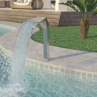 Wasola Stainless Steel Fountain Image