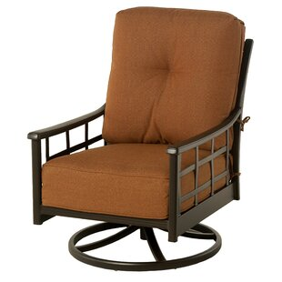 Merlyn Club Swivel Rocking Chair