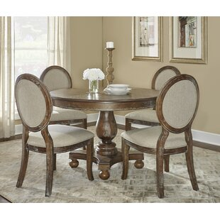 Hallows Creek 5 Piece Dining Set by One A..